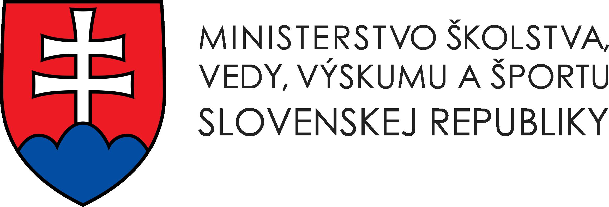 Ministerstvo školstva SR